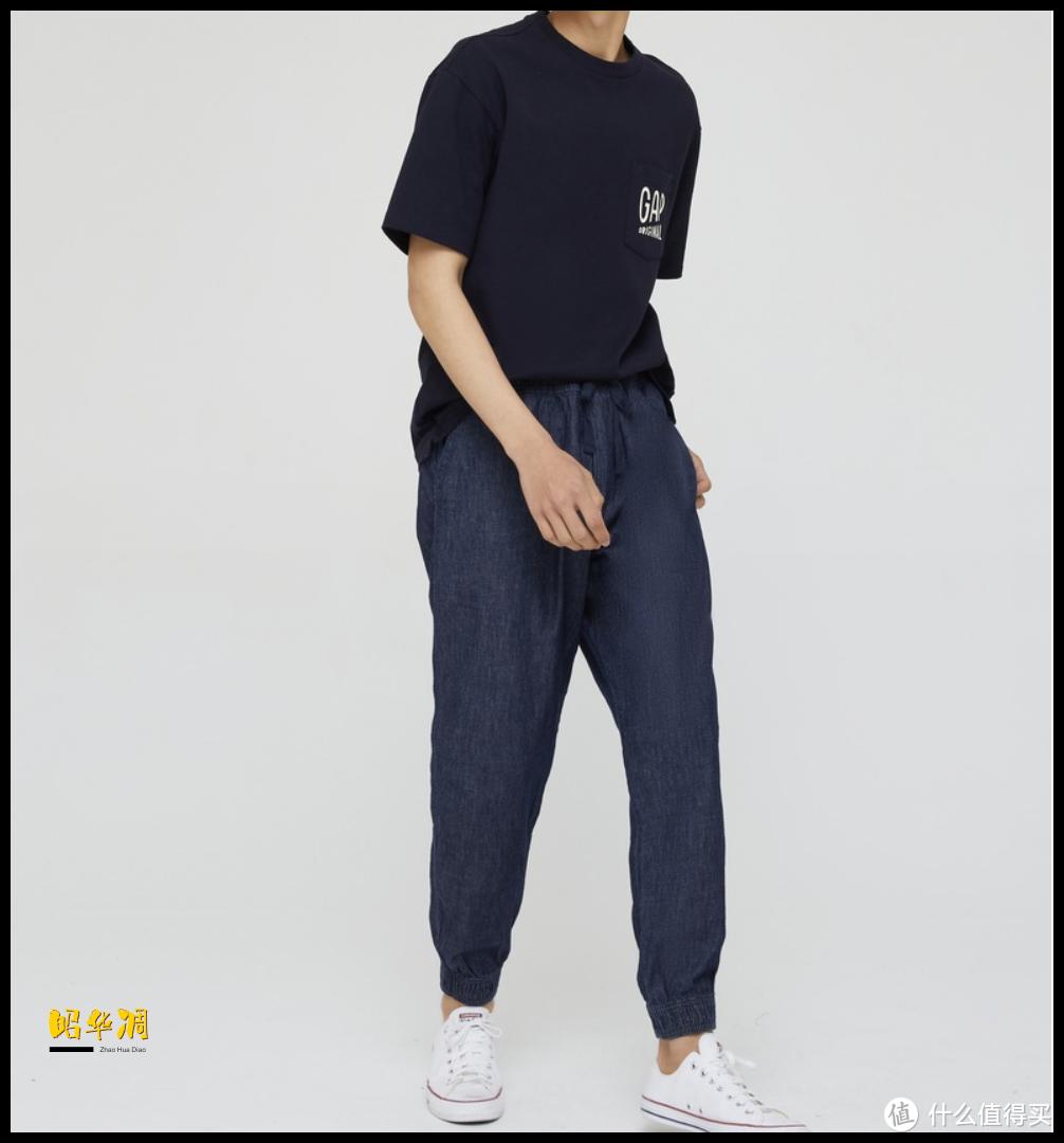 Gap基础款衣物(T恤、卫衣、牛仔裤)随心推荐