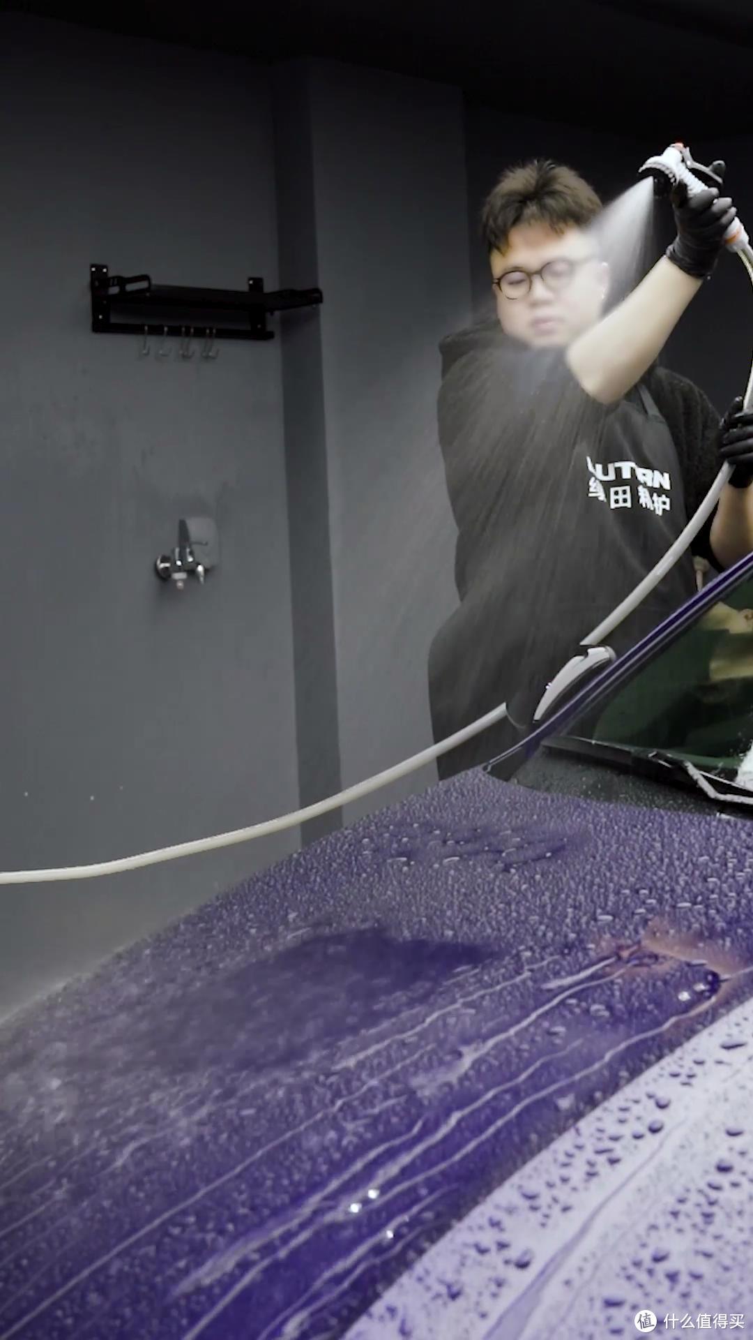 洗完车打个蜡,锦上添花!
