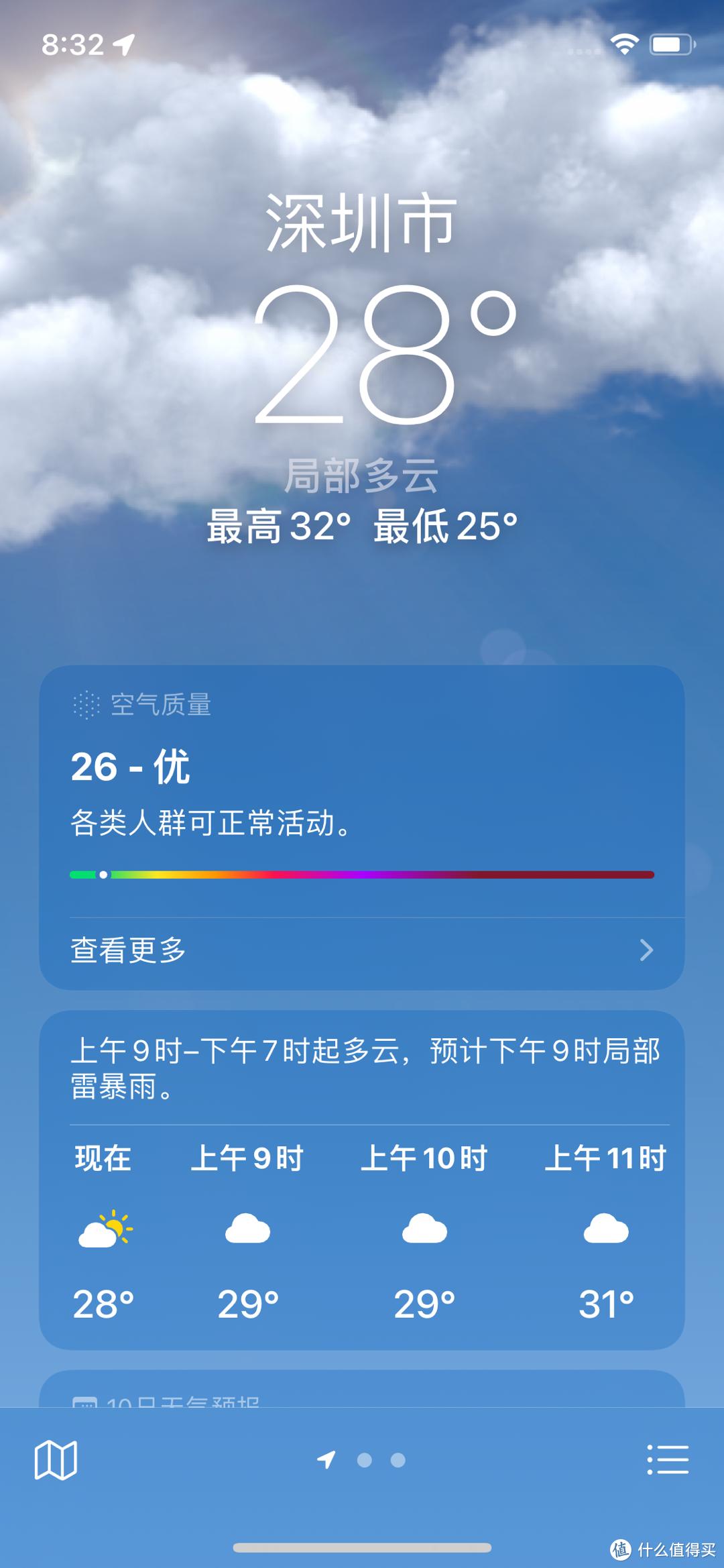 iOS 15 (14.8)个人使用一小时体验