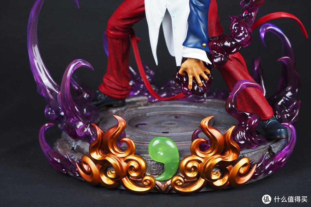 玩模总动员:集模堂 月之夜大蛇之血狂疯庵 1/6比例雕像开箱