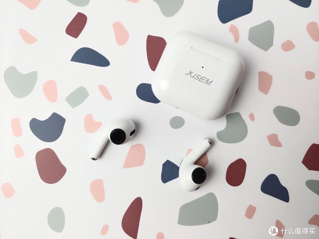 百元新秀,小巧舒适——西圣Ava半入耳蓝牙耳机体验