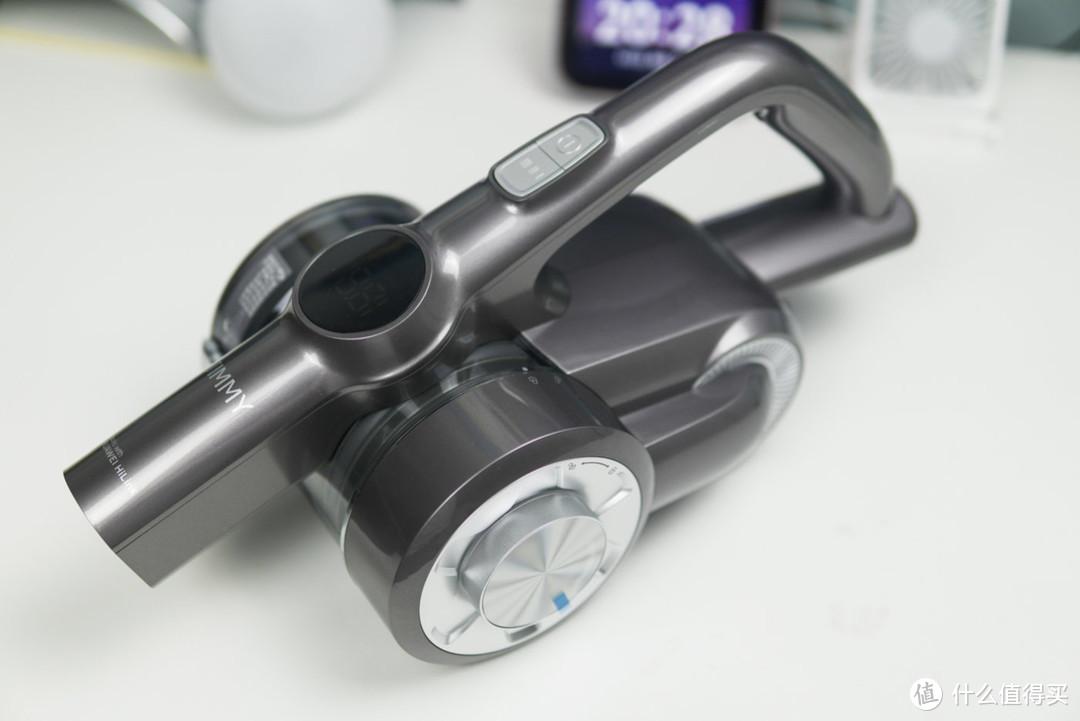 大吸力,不弯腰,轻松清扫全屋——华为智选吉米吸尘器HA5体验
