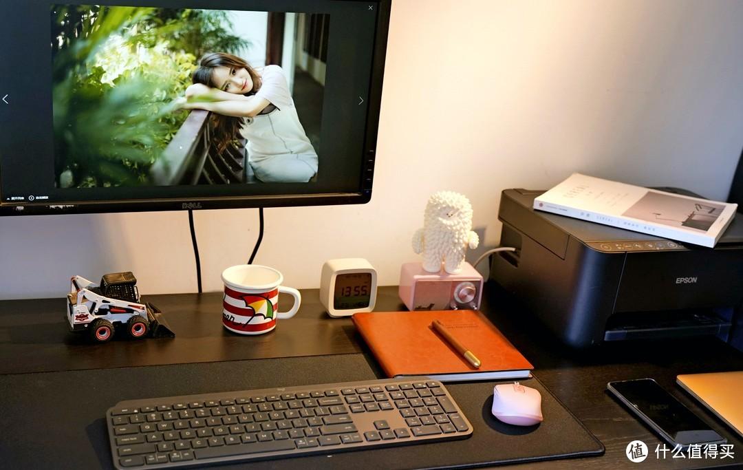 适合女生的无线蓝牙键鼠优选?罗技MX Keys&MX Anywhere 3,轻松实现移动办公!