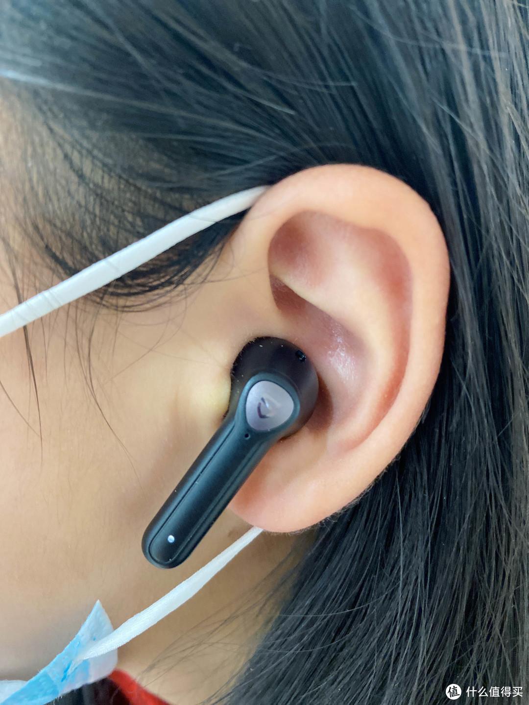 追剧就要一口气,全靠SoundPEATS泥炭TrueAir2+无线蓝牙耳机