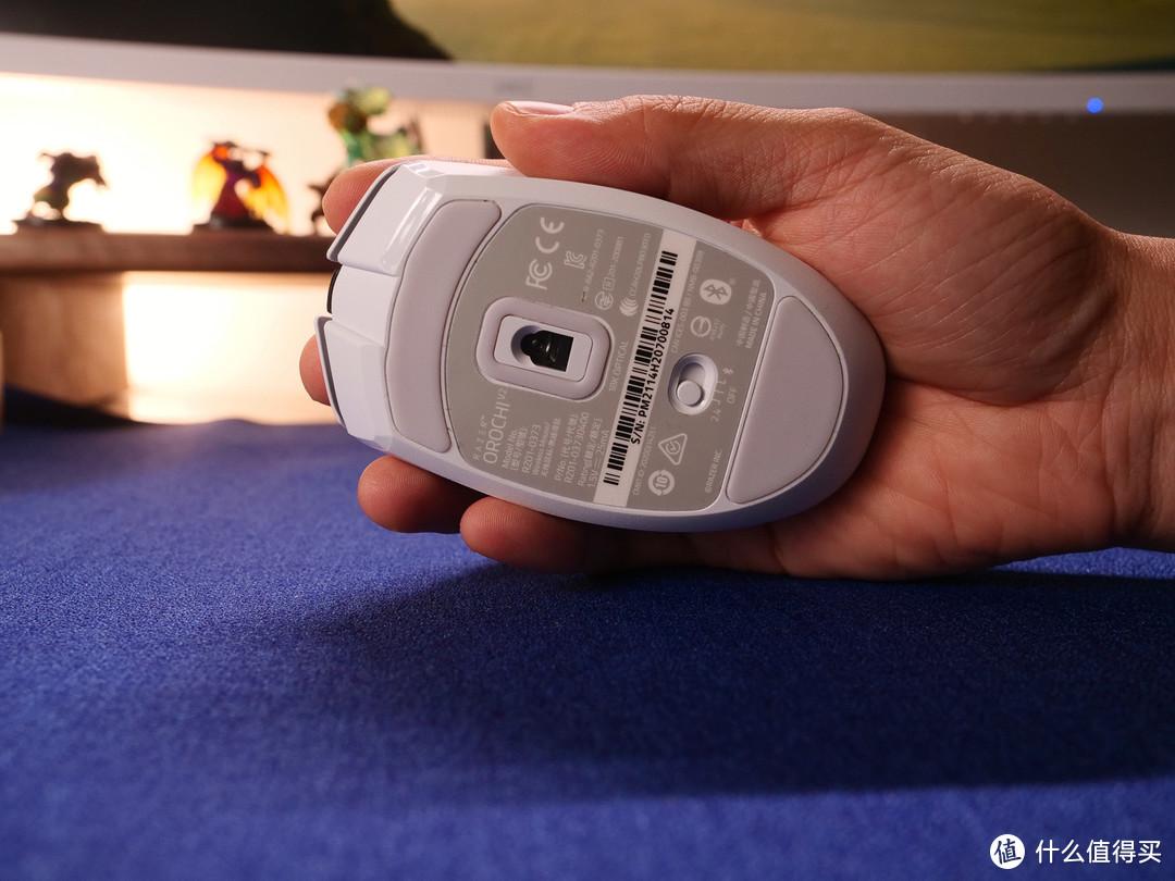 超过70g的双模游戏鼠标不是好的办公鼠标,首发用户告诉你八岐大蛇v2香不香