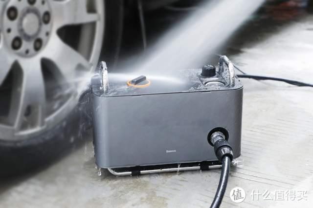 """这款洗车机很""""澎湃"""",倍思F1高压家用洗车机,不止激荡"""