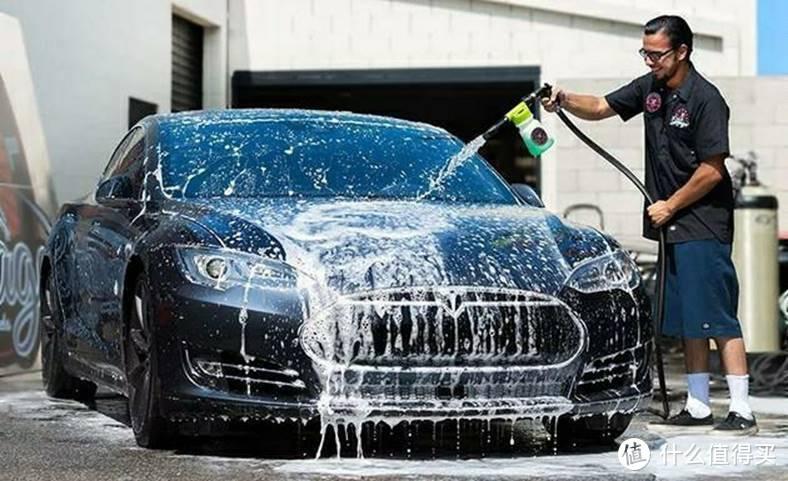 家用洗车机一年到底能省多少洗车钱???