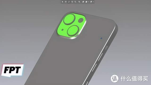 iPhone13外观基本确定,电池容量增加了