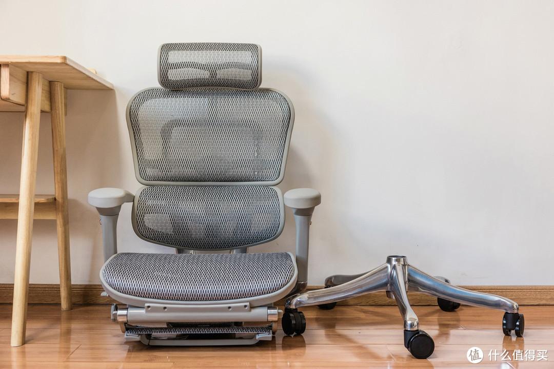 对腰好点并不难,小姐姐的保友金豪E人体工学椅体验之旅