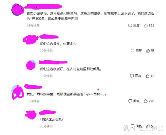 """广东一水塘""""蛇鱼成灾"""",钓了半桶不敢吃,网友:鱼干三四百一斤"""