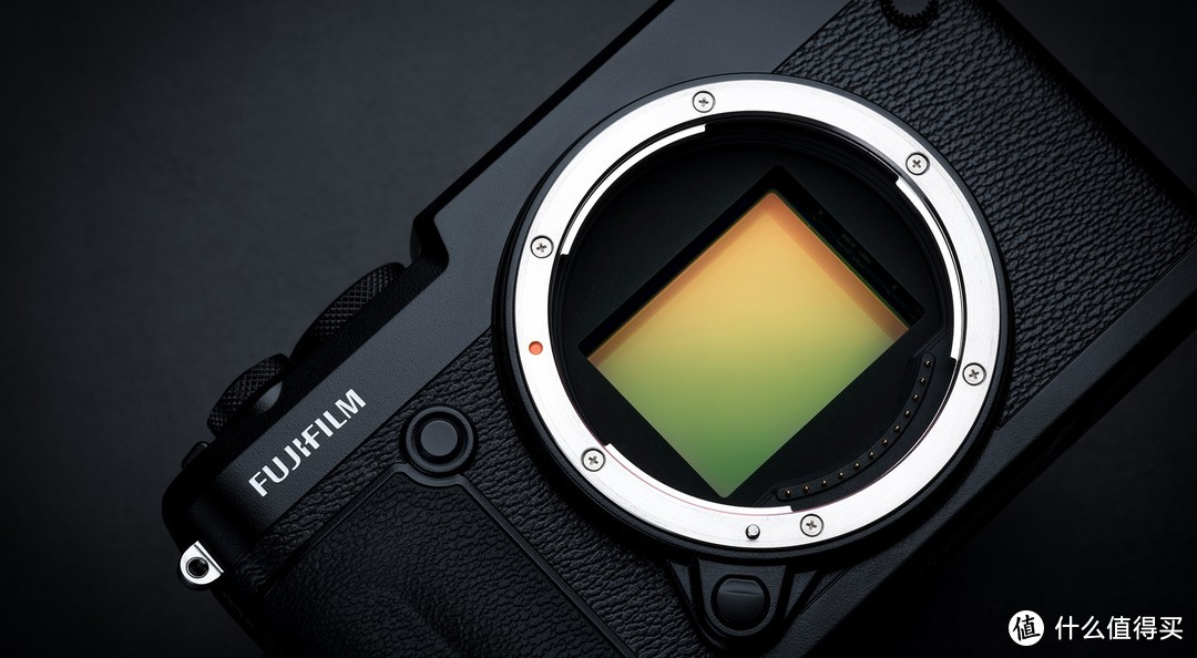 经典造型 618精选推荐富士GFX50R