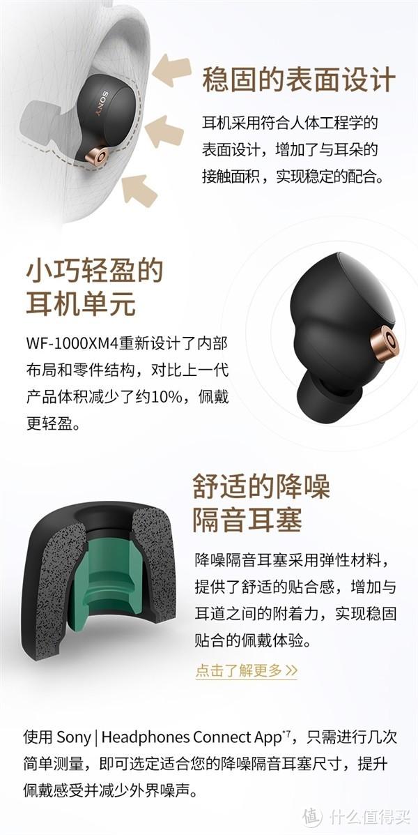 美的首款鸿蒙冰箱开售;索尼WF-1000XM4降噪豆正式发布