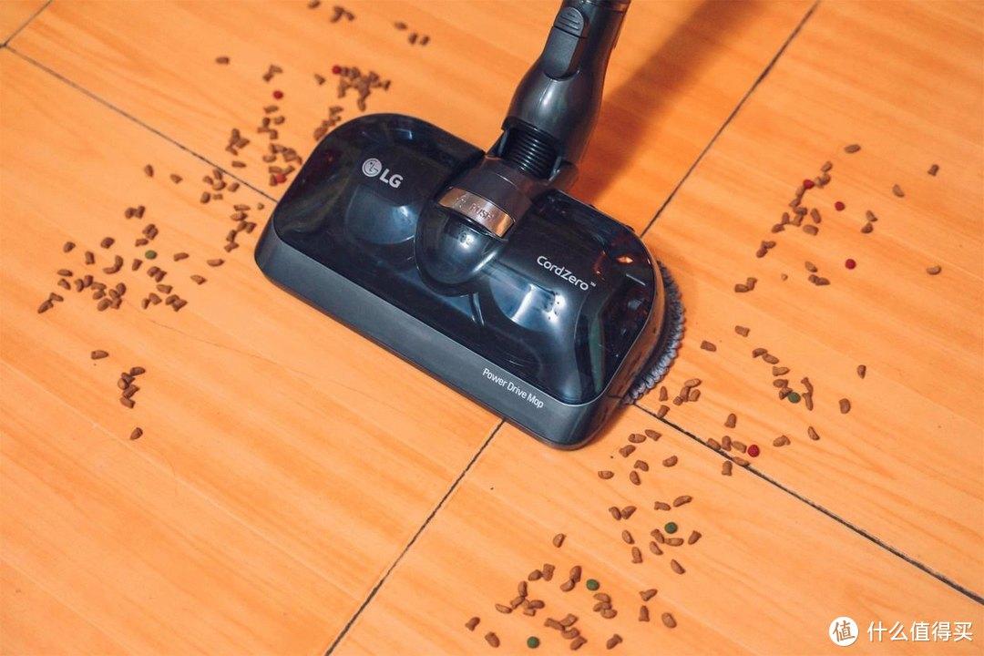 居家清洁好帮手,LGA9K智能吸尘器体验报告