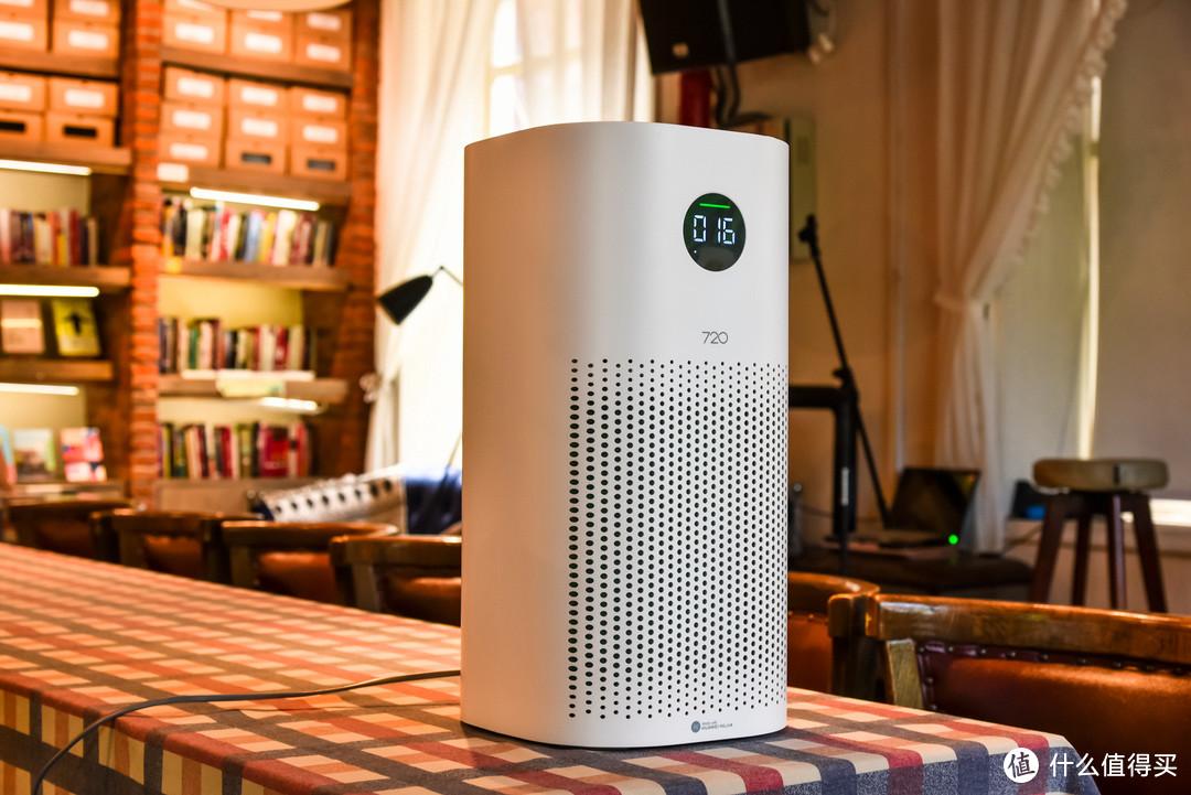 小房间空净首选,华为智选720全效空气净化器1i体验,真会方便?