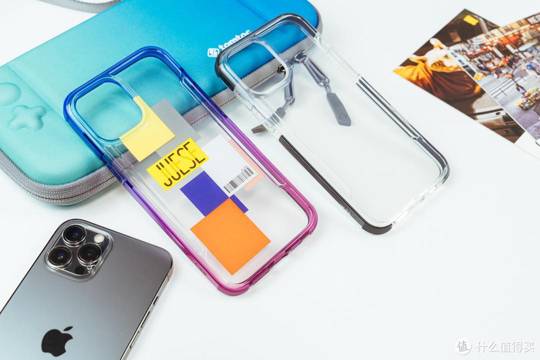 要防摔,又要轻薄,给iPhone不一样的fashion保护:决色小冰砖透明壳