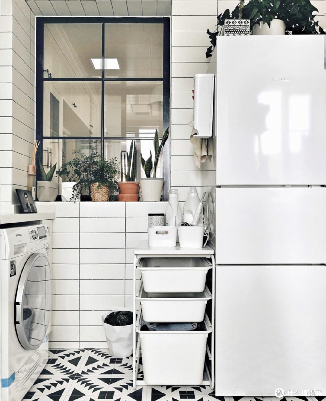 建议:卫生间再大,也不要装洗手台,瞧瞧别人家的设计,太棒!