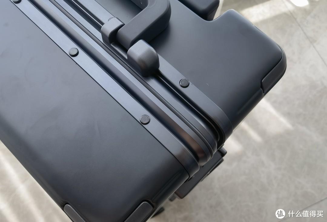 好设计好质感好能装地平线8号行李箱体验分享