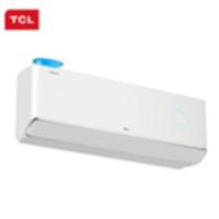 TCL卧室新风空调 小蓝翼新风口 免扩墙孔安装  空调挂机