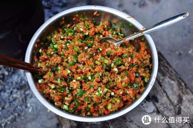 用这种馅料做饺子,实在太香了,做上一锅,忍不住一口接着一个吃