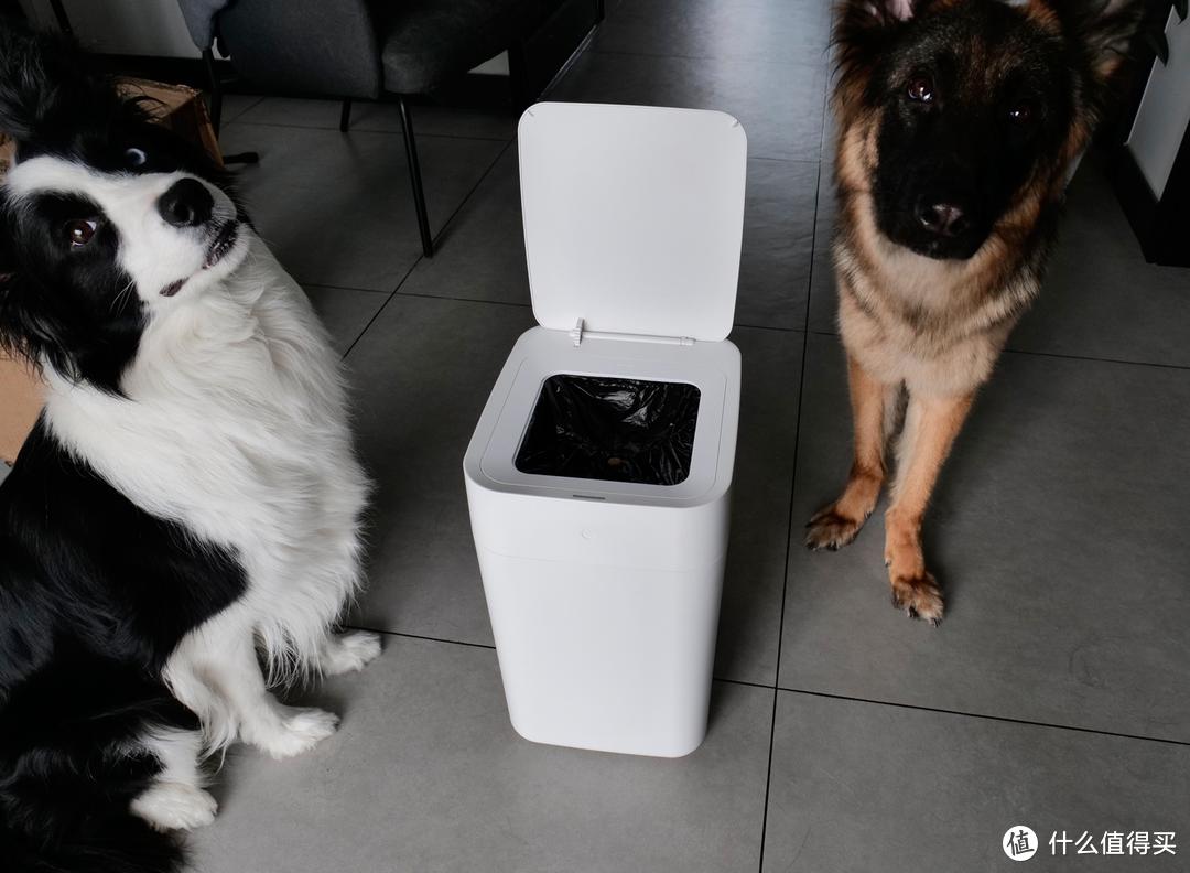 这才是真正的智能垃圾桶,拓牛T1全自动垃圾桶开箱体验