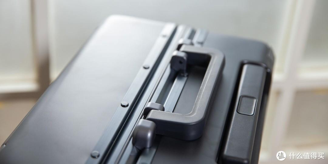 为说走就走的旅行保驾护航-618入手地平线8号行李箱