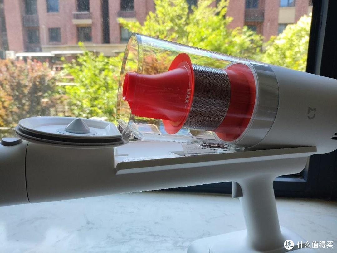 能吸尘还能拖地的无线吸尘器:米家K10 Pro 开箱体验