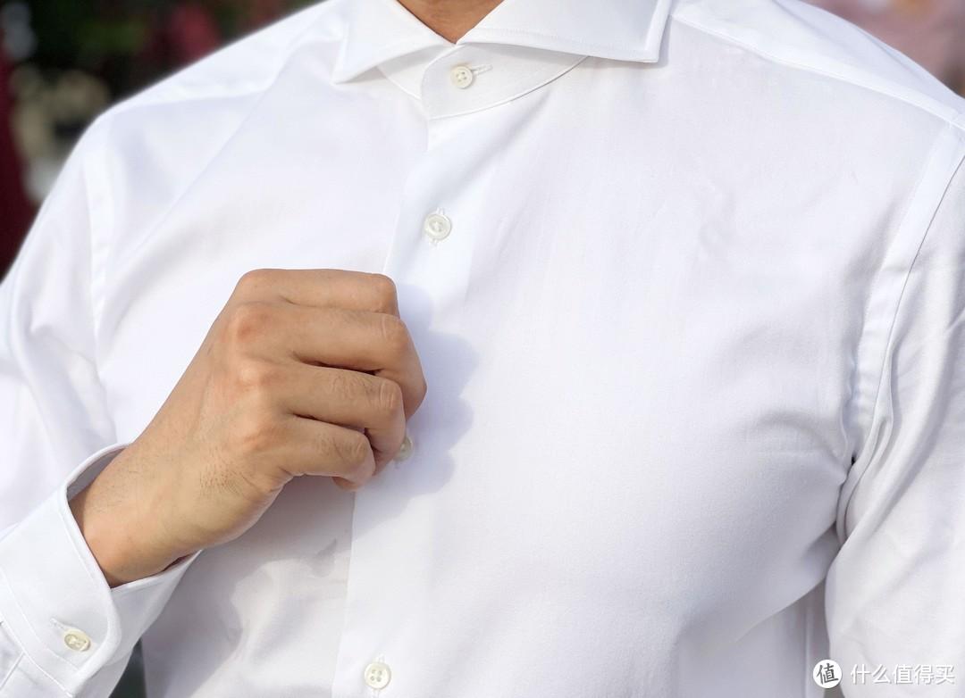 找到一款剪裁非常适合亚洲人身型的宝藏衬衫 镰仓衬衫