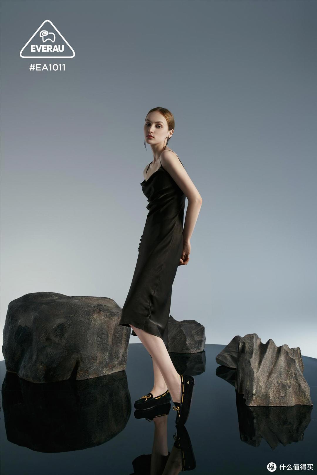 """今夏最火爆的连衣裙,堪称""""过膝不过踝"""",时髦、显瘦还增高!"""