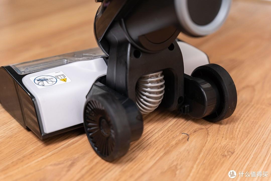 软硬干湿,想扫就扫,懒癌患者使用必胜高速洗地机的体验