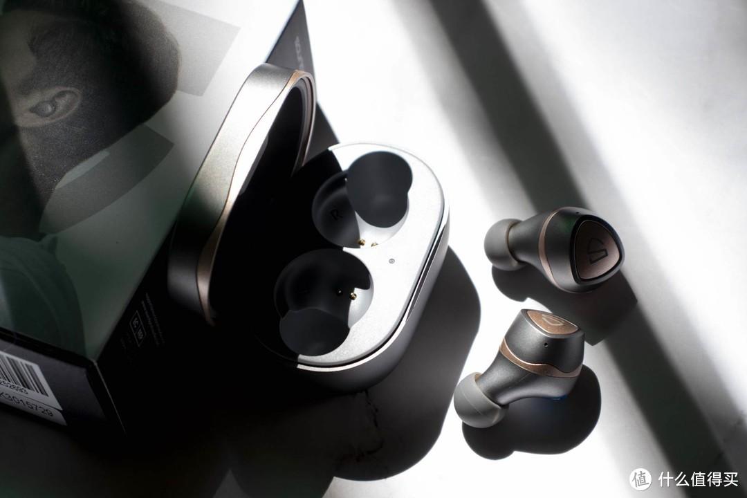新一代高通3040蓝牙5.2加持,旗舰级无线蓝牙耳机泥炭Sonic