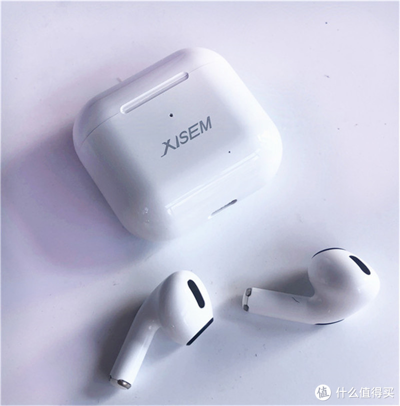 终于等到你,Xisem西圣Ava TWS蓝牙耳机