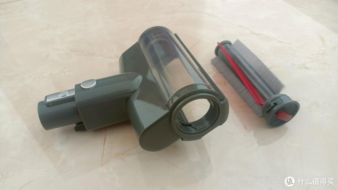 吉米无线吸尘器:超强龙卷风,高效不负重