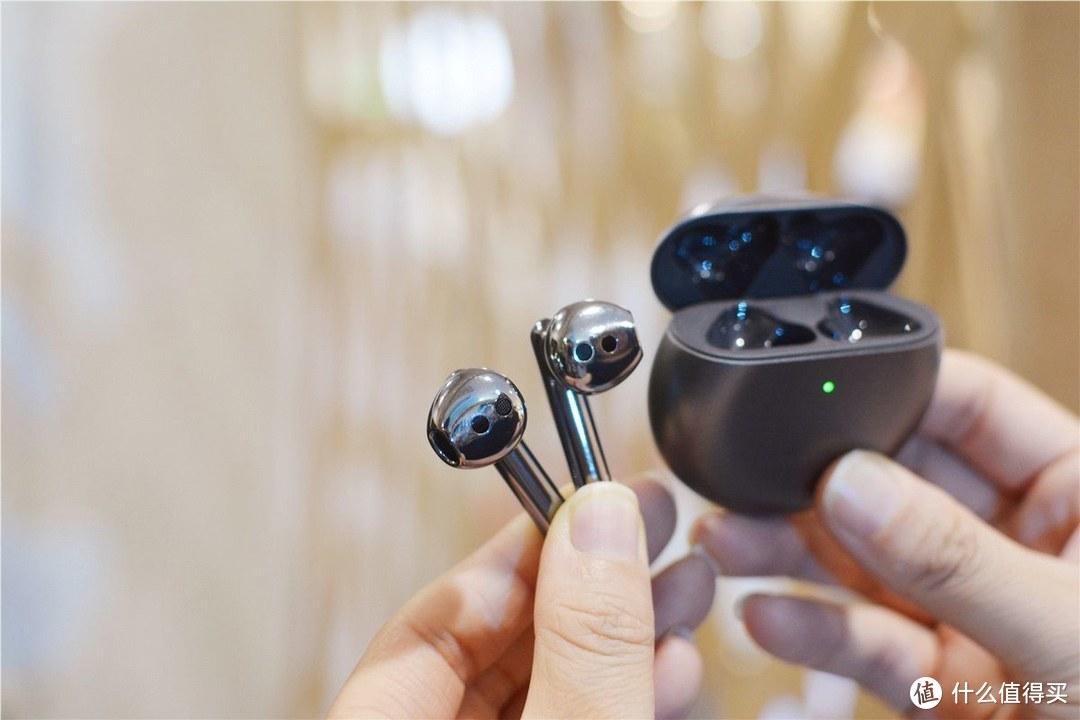 华为FreeBuds 4新体验,享受更加舒适的音乐,还有全新降噪技术