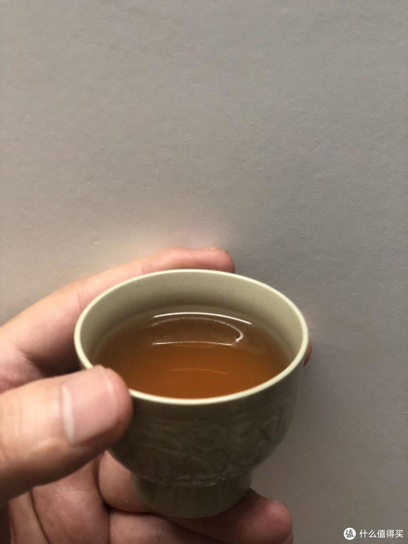 莲花纹茶杯测评