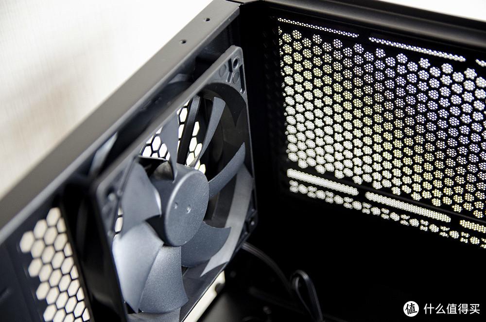 小体积强散热,安钛克Draco 10全侧透机箱体验