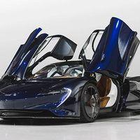 迈凯伦联手爱马仕打造McLaren SpeedTail跑车