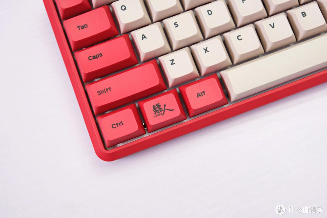 大丈夫应当横刀立马,黑爵K680T镖人联名双模机械键盘分享