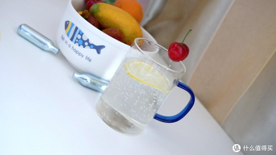 三步解锁一杯气泡水,夏天的快乐就是这么简单