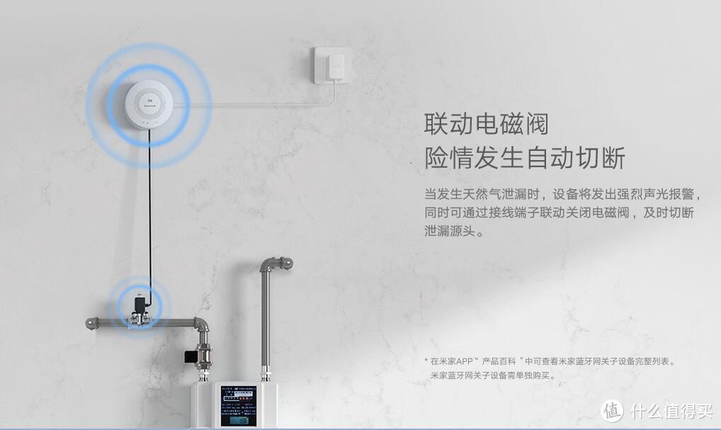 小米厨房安全监控套装评测 —— 天然气卫士&烟雾报警器