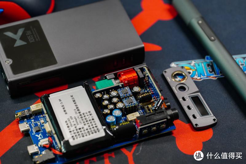 本体超进化:xduoo XD05 Bal解码耳放换运放小记