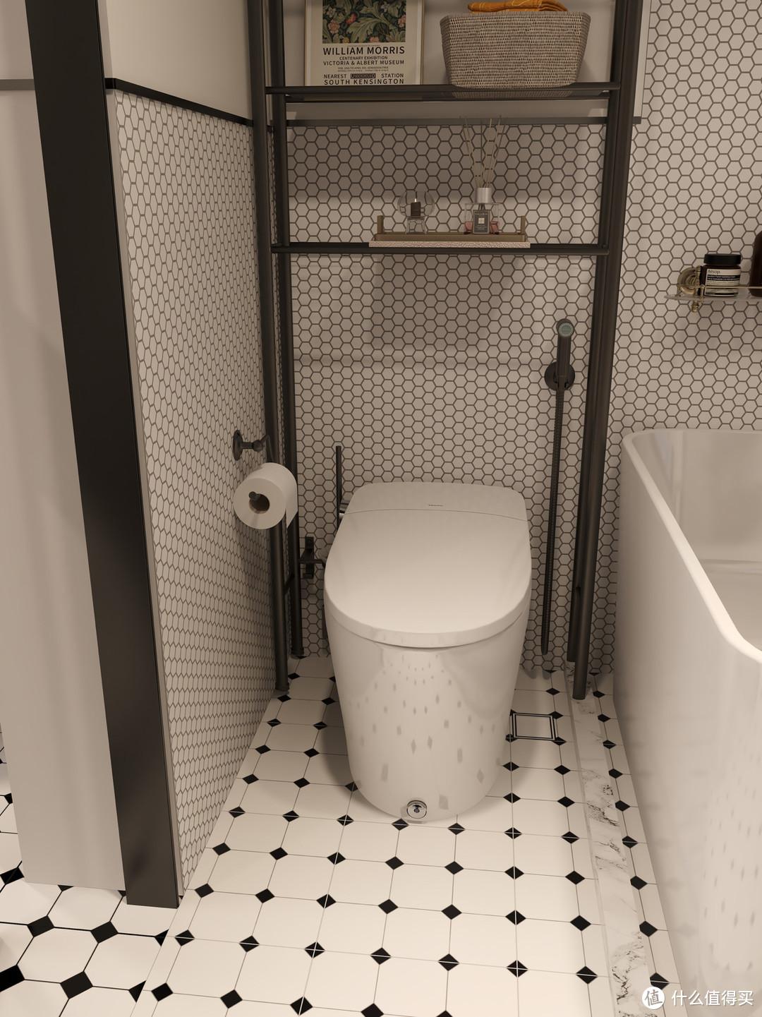 浴室装修设计,法式复古风,大幅提升你家格调的设计!