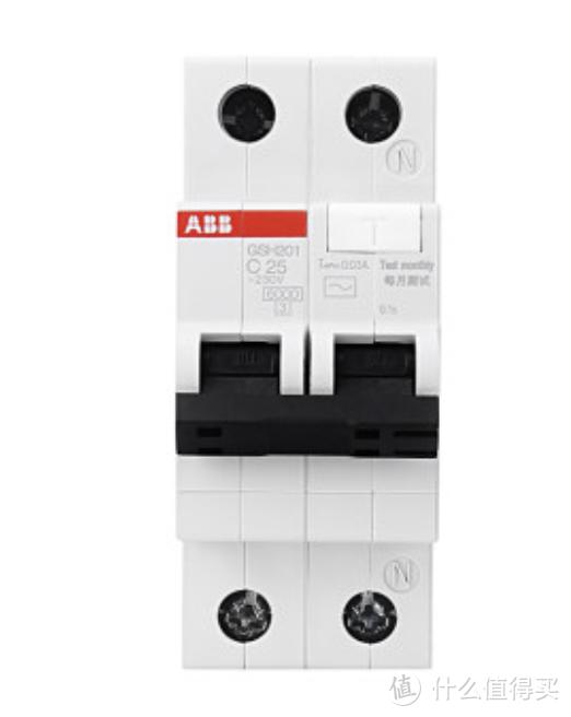 父亲节专题父爱的厚重不负每一份付出ABB SH200空气开关断路器