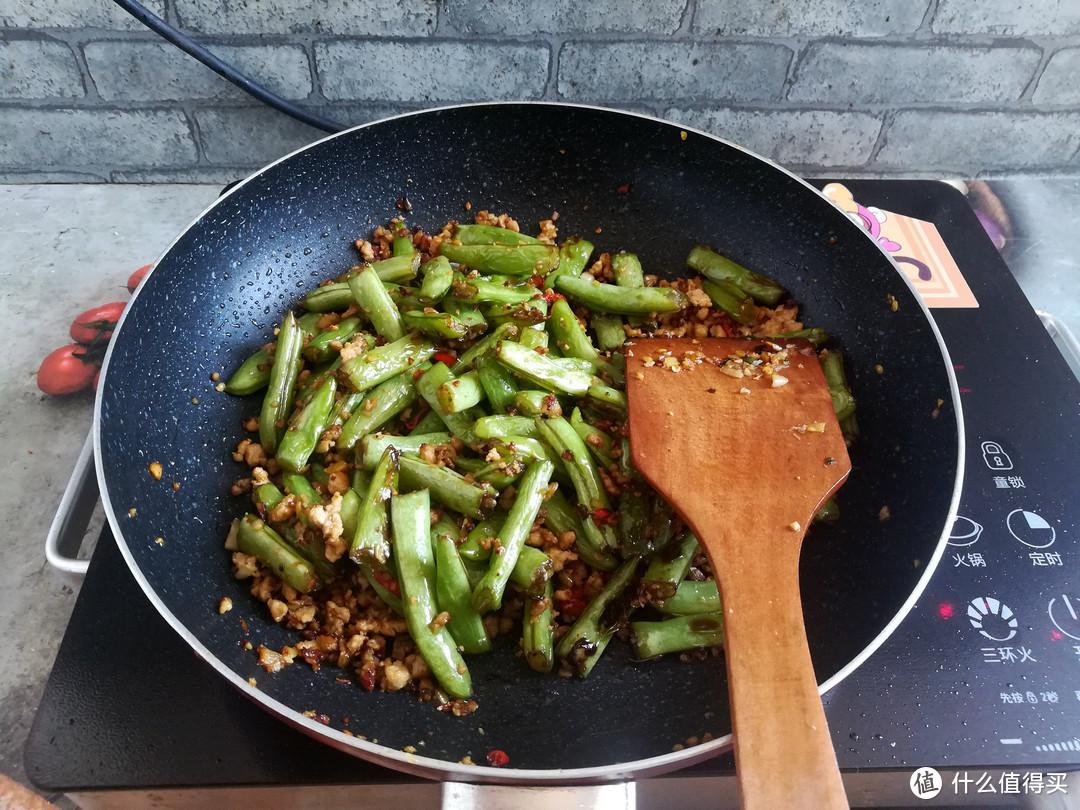 教你正宗的干煸四季豆,简单易做,香辣下饭,学会不用下馆子