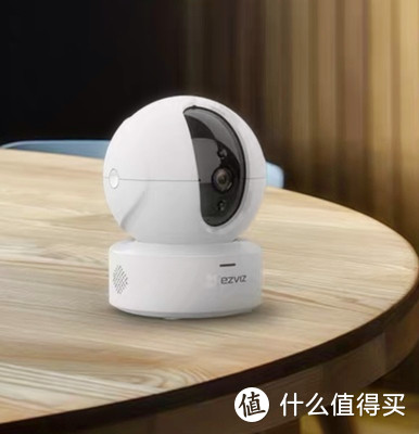 海康威视萤石C6C无线监控摄像头