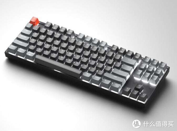 Keychron(京造) K8 2021年新款 87键 白光茶轴