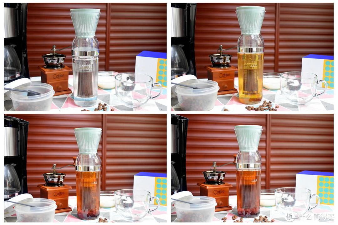 东菱乐萃杯冷萃黑科技:冷萃咖啡+冷泡茶 一键萃取清爽到位