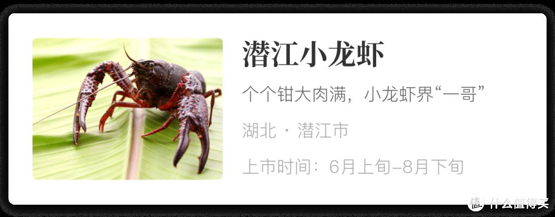 风物日历6.11 热闹的夏天,肯定离不开潜江小龙虾的味道