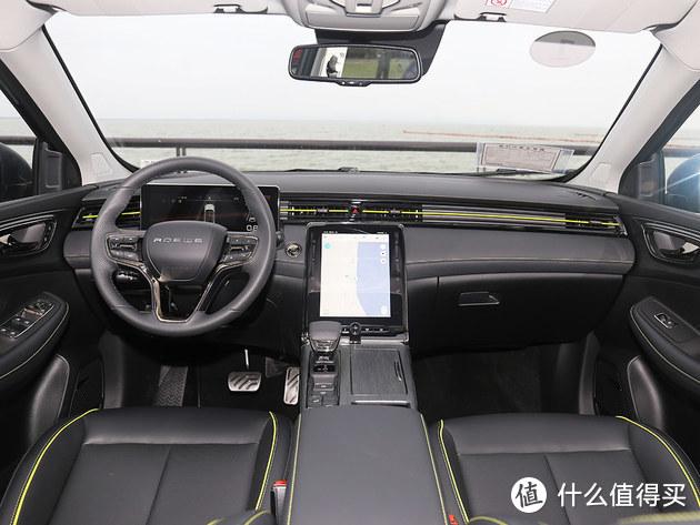 全新荣威RX5 PLUS试驾 真安静/真好开