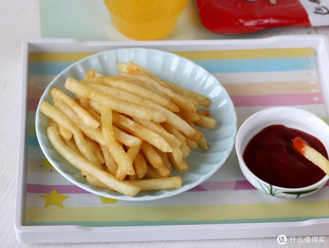 自制薯条掌握1个技巧,比买的好吃,每次做一大盘不够吃