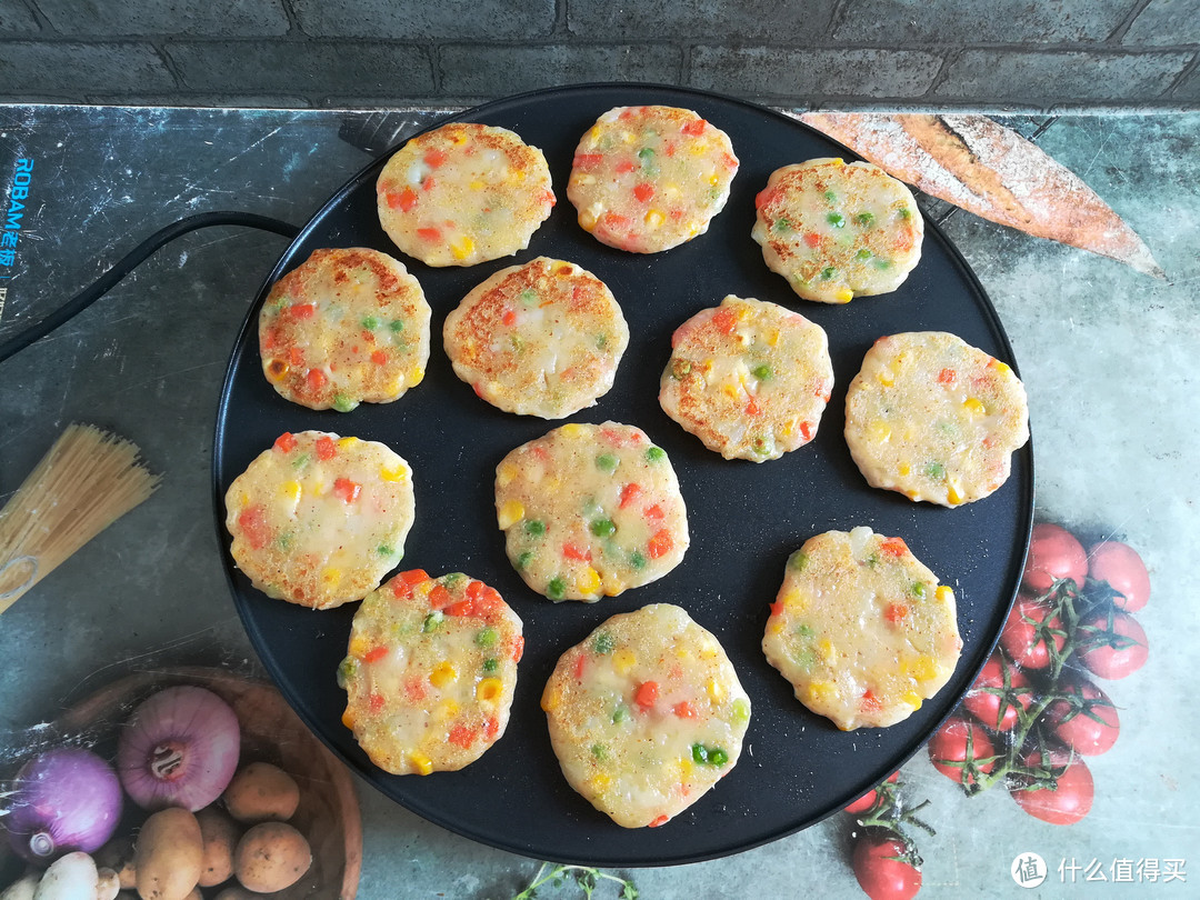 土豆这样做,香甜软糯,色彩缤纷,营养美味,一出锅孩子连吃3个